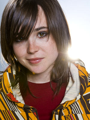 ellen page  sexy and hot