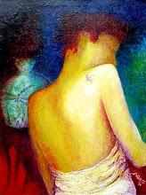 El tatuaje /Le Tatouage - Inspiration E. Gallé - Art Nouveau - Jicé