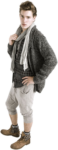 Cardigans for Men - Not For Geeks, or Maybe…