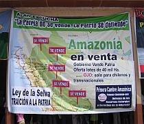 amazonia en venta