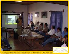 Concejo Deliberante R. de la FRONTERA - 05-Mar-08