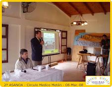 2ª Asamblea Socio Ambiental del NOA - METAN - 08-Mar-08
