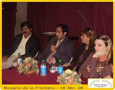 2ª Jornadas en Rosario de la Frontera