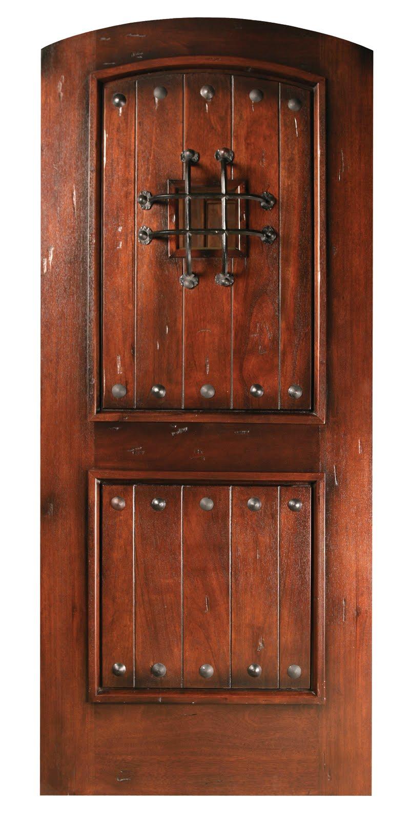 puertas originales puertas rusticas