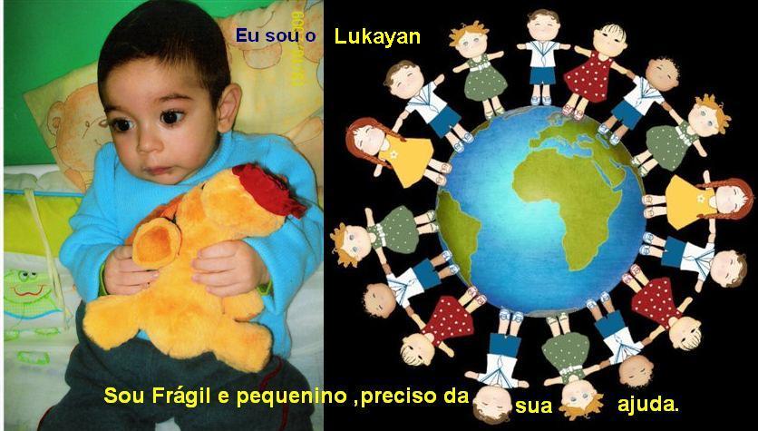 Ajude o Lukayan