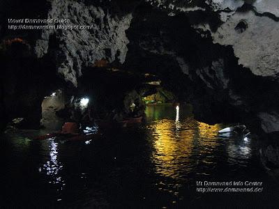 Cave Ali Sadr