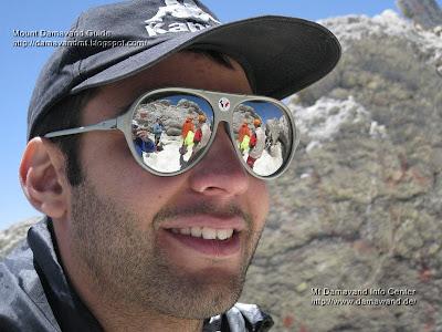 Demavand Peak, Ali Najafi