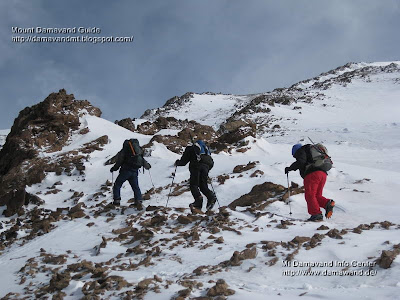 Demavand Mountain