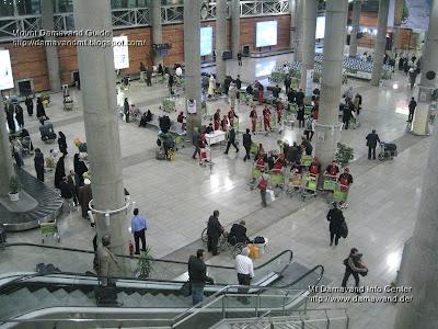 IKA Airport Tehran, Iran