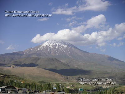 Damavand View From Polour Village
