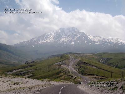 Sabalan Mountain Ardabil Province, Iran