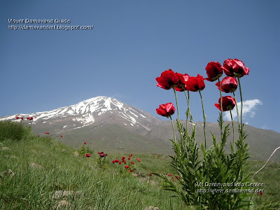 Damavand Volcano Iran