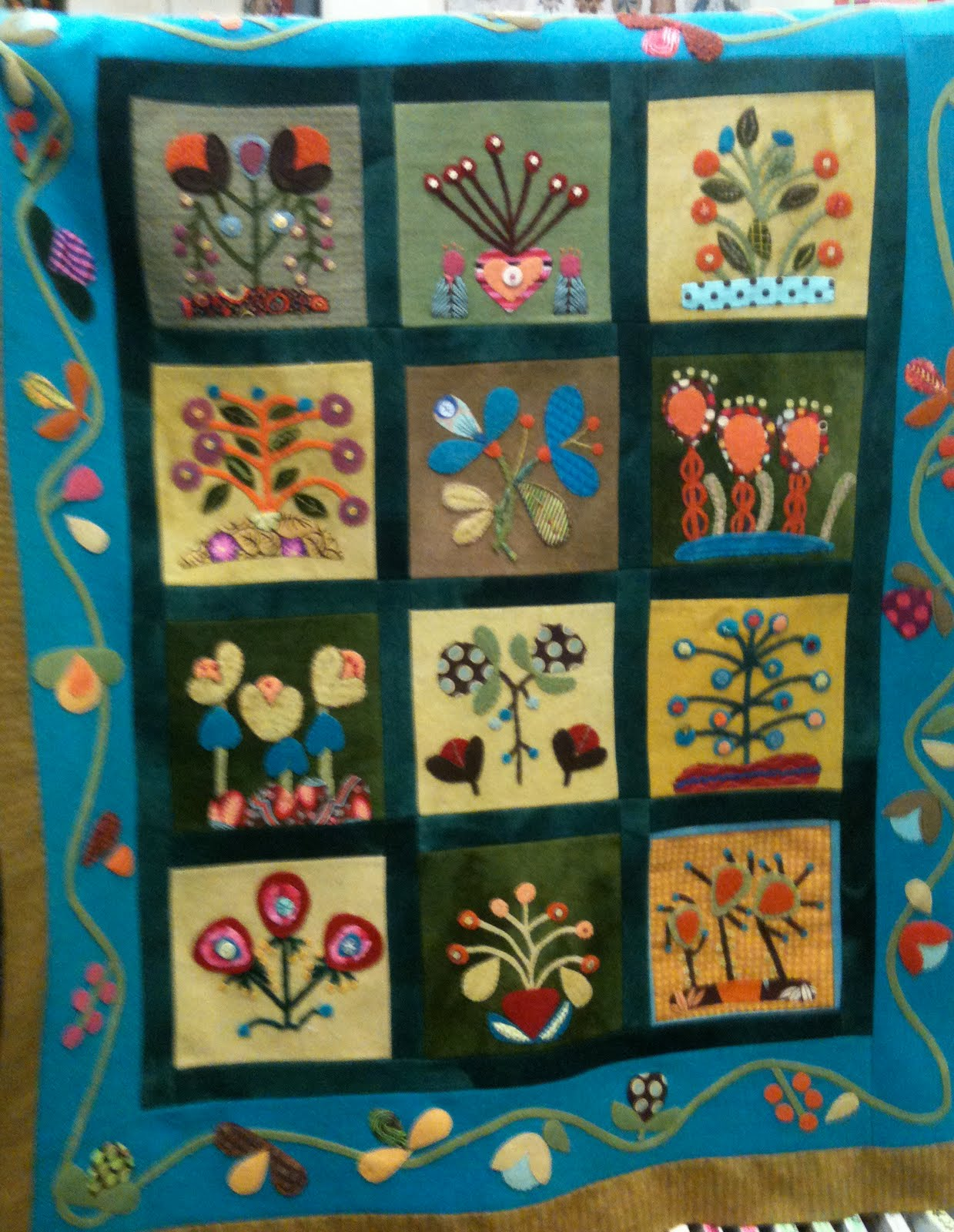 Roxy Creations Sue Spargo Taught By Judy Edenborough