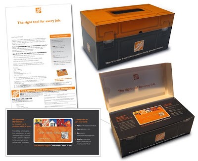Sean murphy creative the home depot toolbox dimensional for 0 home depot credit card