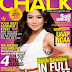 Box Office Princess Sarah Geronimo on Chalk March 2009 issue