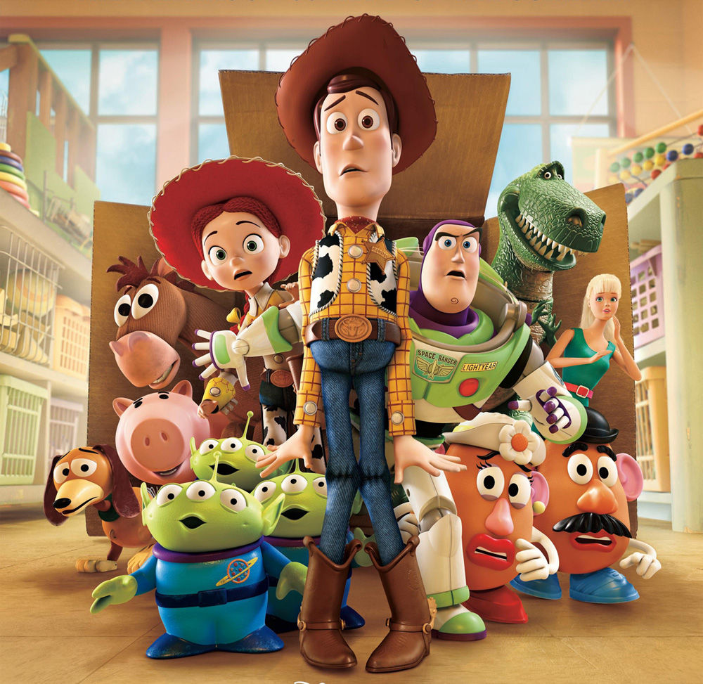"""TOY STORY 3"" THE WEB MAGAZINE"