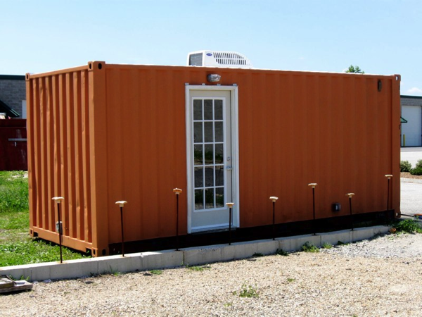 Texas container homes jesse c smith jr consultant leed for Leed cabins