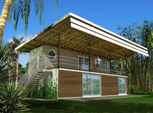 Texas container homes jesse c smith jr consultant container homes for the tropics - Container homes texas ...