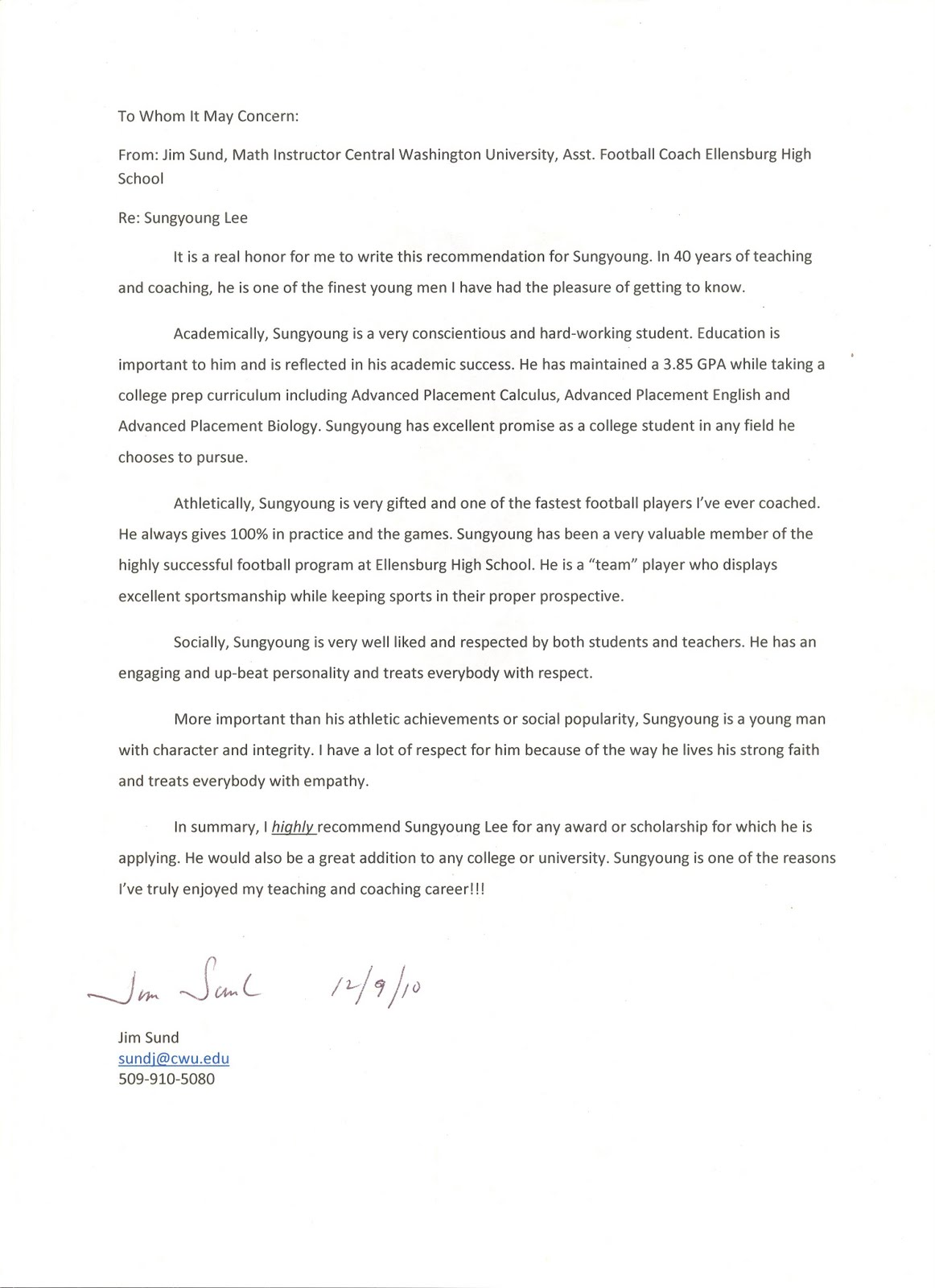 Eagle Scout Recommendation Letter Sample http://sungyounglee3.blogspot ...
