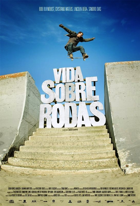 documentario Download   Vida Sobre Rodas   DVDRip