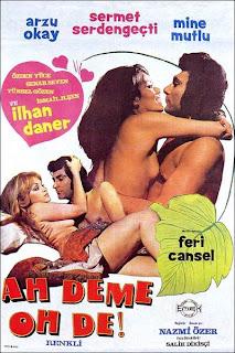 Ah Deme Oh De Arzu Okay Erotik Macera Filmi Full Online Izle