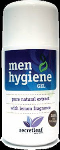 MEN'S HYGIENE WASH