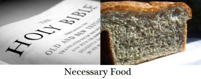 Necessary Food