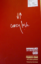 """Crazy Love"" by Francis Chan"