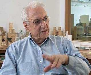 i should be laughing architecture wednesday frank gehry. Black Bedroom Furniture Sets. Home Design Ideas