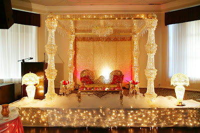Indian Wedding Decoration Ideas on Luxe Wedding Decor  Vancouver Wedding Decorator  Moore Wedding Centre