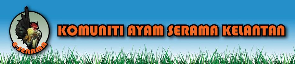 Ladang Ayam Serama Dengan Baka-Baka Terbaik Kelantan