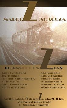 El 5 de marzo  Madrid y Zaragoza se encuentran. El tren de la poesía va cargado.