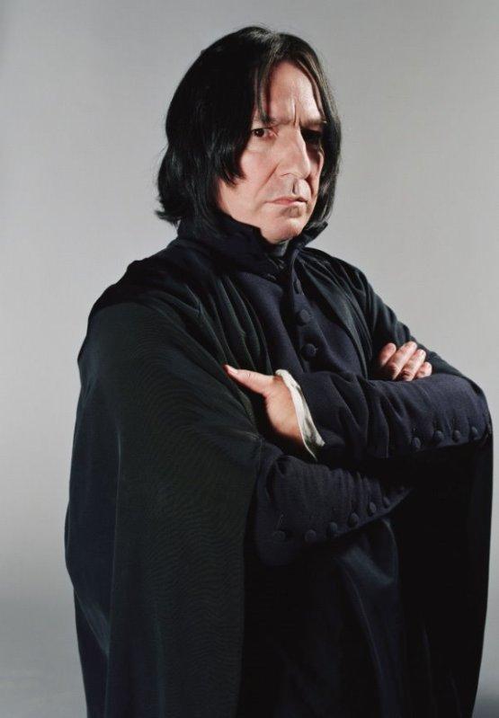Why I Love Severus Snape