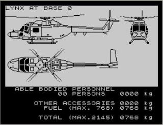 ZX Spectrum Games Combat Lynx