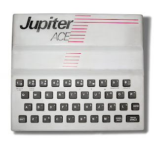 Retro Computers - Jupiter Ace