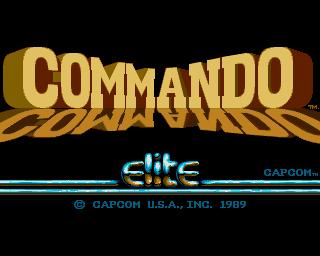 Amiga Commando