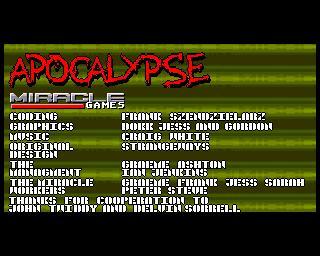 Apocalype Amiga