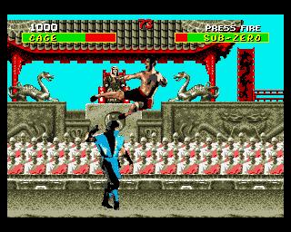 Mortal Kombat Amiga