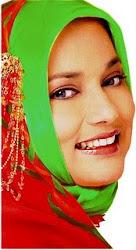 Marissa Haque Jadi Duta LP3i