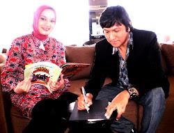 LP3I Pekanbaru, Riau, Marissa Haque & Ikang Fawzi, di Hotel The Premiere