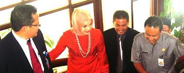 LP3I Surabaya, Pak Kunto, Pak Verus, Wagub Jatim Saifulah Yusuf (Gus IPul)