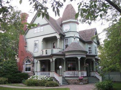 New England Houses I Heart Shabby Chic