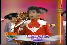 El Charrito de Oro - canal 5 - 11 años de edad