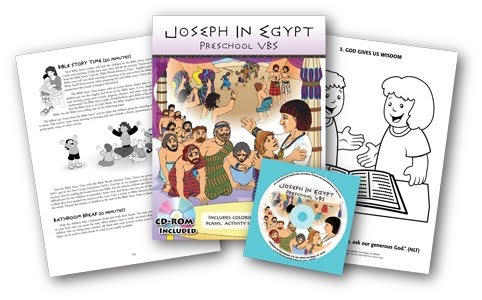 Joseph Egypt Craft Joseph in Egypt Preschool Vbs