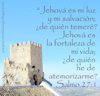salmo 27 - ♣♣ Postales Manantial de Agua Viva ♣♣ - Gabitos