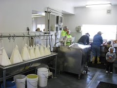 The Cheese Making Room