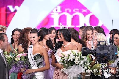Luna Ramos Miss Venezuela is the Winner Miss World Next Top Model 2010
