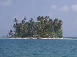 Ile des San Blas
