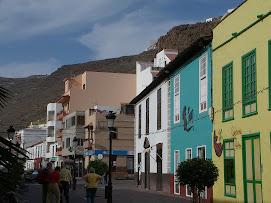 Les rues de San Sebastian de la Gomera