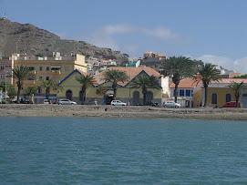 Mindelo, au Cap Vert!